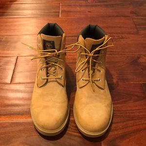 "Timberland 6"" Premium Waterproof Boots - Wheat"